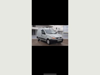 Renault Kangoo Panel Van 1.5 TD dCi SL17 70+ Panel Van 4dr