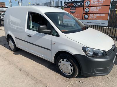Volkswagen Caddy Panel Van 1.6TDi C20 CADDY VAN