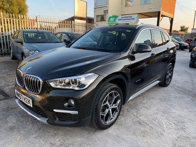 BMW X1 SUV 2.0 18d xLine xDrive (s/s) 5dr