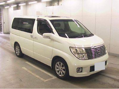 Nissan Elgrand MPV XL LEATHERS SUNROOF CRUISE CONTROL