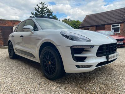 Porsche Macan SUV 3.0T V6 GTS PDK 4WD (s/s) 5dr