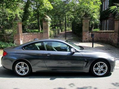 BMW 4 Series Coupe 2.0 420d M Sport 2dr