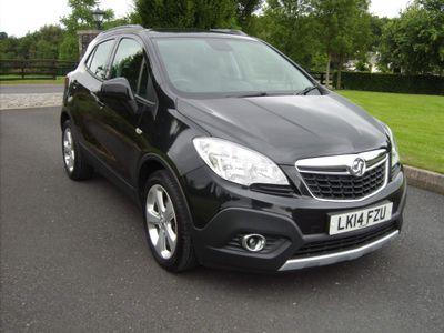 Vauxhall Mokka Hatchback 1.7 CDTi Tech Line 2WD (s/s) 5dr