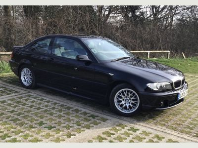 BMW 3 Series Coupe 2.0 318Ci ES 2dr
