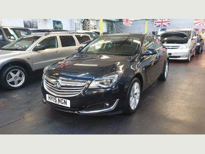 Vauxhall Insignia Hatchback 1.8 i SRi 5dr