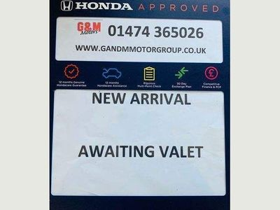 Honda CR-V SUV 2.0 i-VTEC SR Auto 4WD 5dr
