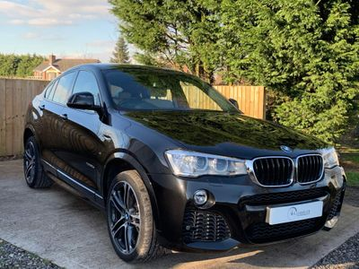 BMW X4 SUV 2.0 20d M Sport Auto xDrive (s/s) 5dr