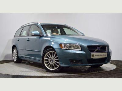 Volvo V50 Estate 2.0D SE Lux Premium Powershift 5dr