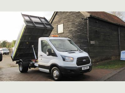 Ford Transit Unlisted 130PS One Stop Tipper