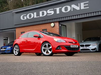 Vauxhall Astra GTC Coupe 2.0 CDTi BiTurbo (s/s) 3dr