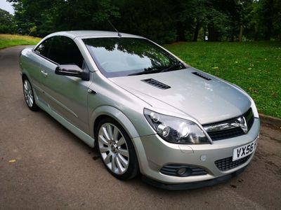 Vauxhall Astra Convertible 1.9 TD 16v Design Twin Top 2dr