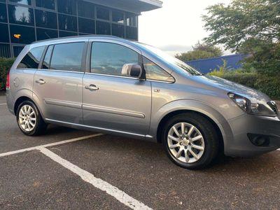Vauxhall Zafira MPV 1.7 TD Exclusiv 5dr