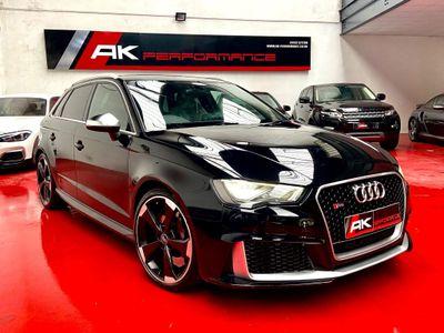 Audi RS3 Hatchback 2.5 TFSI Sportback S Tronic quattro 5dr
