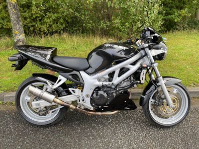 Suzuki SV650 Sports Tourer 650