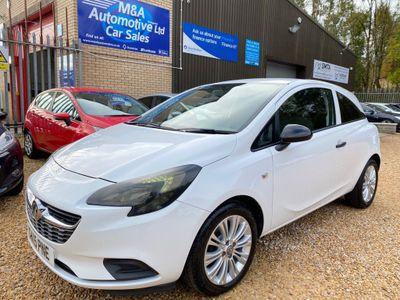 Vauxhall Corsa Hatchback 1.2i Life 3dr