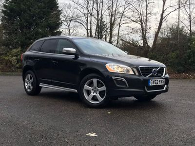 Volvo XC60 SUV 2.4 D5 R-Design Nav Geartronic AWD 5dr