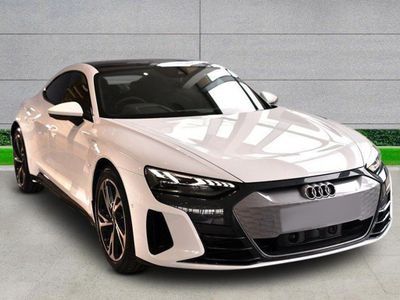 Audi e-tron GT Saloon 93.4kWh Auto quattro 4dr