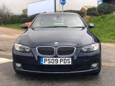 BMW 3 Series Convertible 3.0 325i SE Highline 2dr