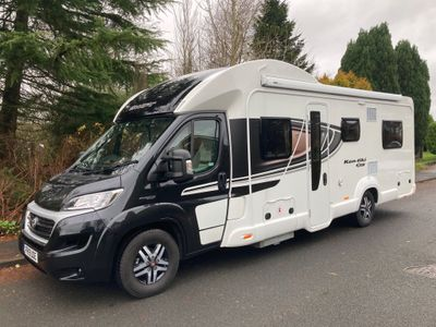 Swift Kon-Tiki Sport 596 Coach Built 6 BERTH 6 BELTS DELIVERY POSSIBLE