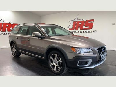 Volvo XC70 Estate 2.4 D3 SE Lux Geartronic AWD 5dr
