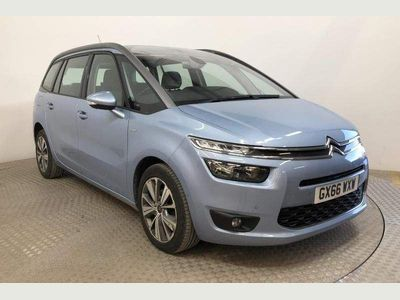 Citroen Grand C4 Picasso MPV 1.6 BlueHDi Exclusive EAT6 (s/s) 5dr