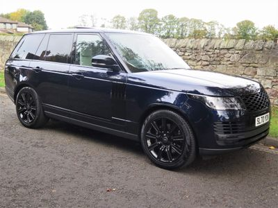 Land Rover Range Rover SUV 2.0 P400e 13.1kWh Westminster Black Auto 4WD (s/s) 5dr