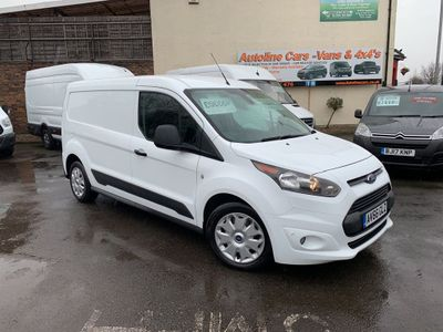 Ford Transit Connect Panel Van 1.5 TDCi 210 Trend L2 5dr