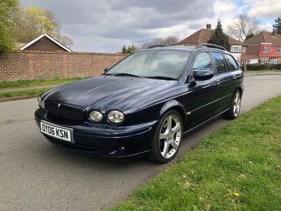 Jaguar X-Type Estate 2.5 V6 Sport (AWD) 5dr