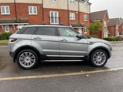 Land Rover Range Rover Evoque SUV 2.2 ED4 Prestige Lux 2WD 5dr