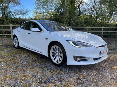Tesla Model S Hatchback 75 Auto 5dr