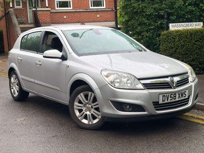 Vauxhall Astra Hatchback 1.6 T 16v Design 5dr
