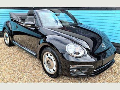 Volkswagen Beetle Convertible 1.2 TSI BlueMotion Tech Design Cabriolet DSG (s/s) 2dr