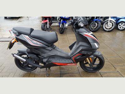 Aprilia SR Moped 50 SR Motard