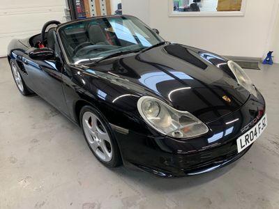 Porsche Boxster Convertible 3.2 986 S Tiptronic S 2dr