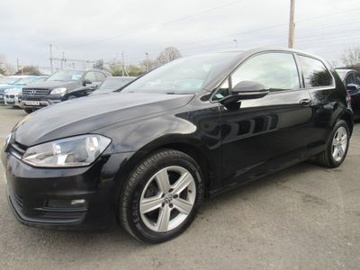 Volkswagen Golf Hatchback 1.6 TDI BlueMotion Tech Match (s/s) 3dr