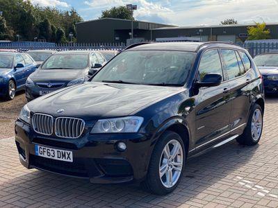 BMW X3 SUV 3.0 30d M Sport Auto xDrive 5dr