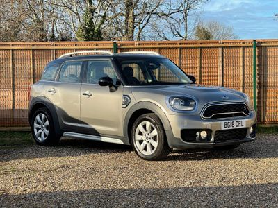 MINI Countryman SUV 2.0 Cooper S Auto ALL4 (s/s) 5dr