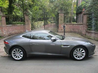 Jaguar F-Type Coupe 3.0 V6 Supercharged 2dr