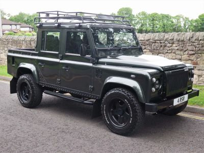 Land Rover Defender 110 Pickup 2.4 TDi XS Double Cab 4dr