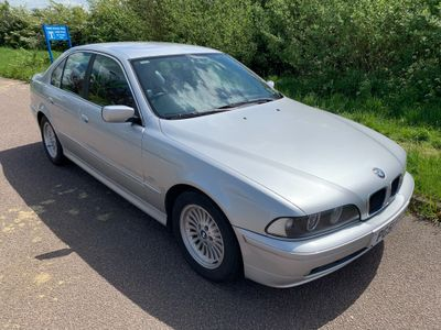 BMW 5 Series Saloon 2.9 530d Sport 4dr