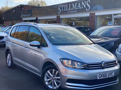 Volkswagen Touran MPV 1.6 TDI BlueMotion Tech SE Family (s/s) 5dr