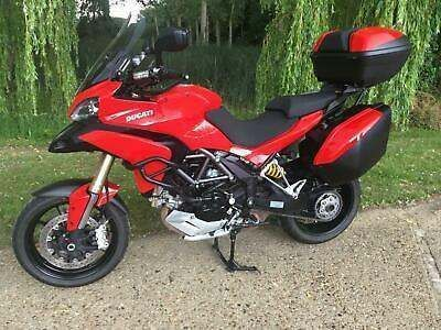 Ducati Multistrada 1200 Adventure 1200 S Touring