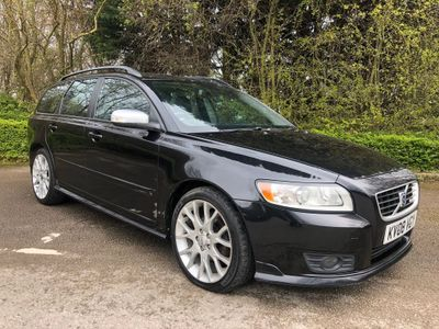 Volvo V50 Estate 2.0 R-Design SE Sport 5dr