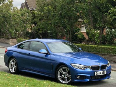 BMW 4 Series Coupe 2.0 428i M Sport 2dr