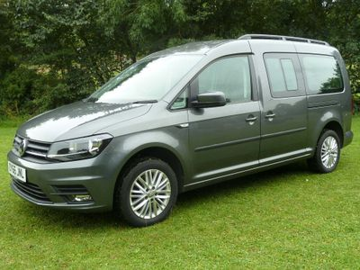 VOLKSWAGEN CADDY MAXI LIFE Other 2.0 TDI Maxi Life Mini Bus 5dr (EU6, 7 seats)