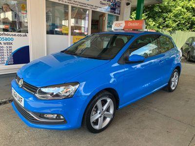 Volkswagen Polo Hatchback 1.2 TSI BlueMotion Tech SEL (s/s) 3dr
