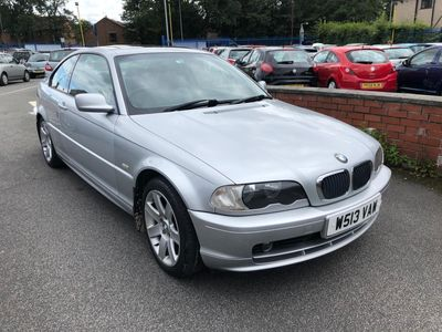 BMW 3 SERIES Coupe 1.9 318Ci 2dr