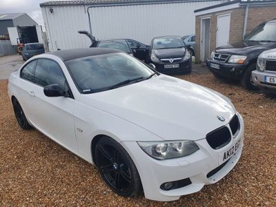 BMW 3 Series Coupe 2.0 318i Sport Plus 2dr