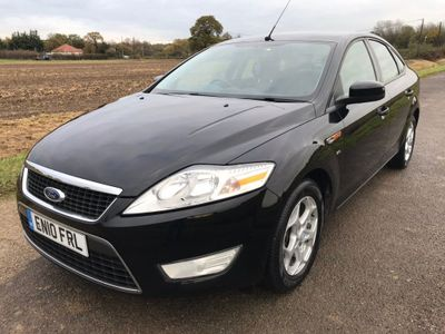 Ford Mondeo Hatchback 2.0 TDCi Zetec Powershift 5dr