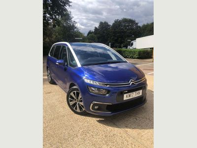 Citroen Grand C4 Picasso MPV 1.2 PureTech Feel EAT6 (s/s) 5dr